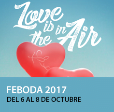 Feboda 2017 - Wedding Fair @ Recinto Ferial de Tenerife | Santa Cruz de Tenerife | Canarias | Spain